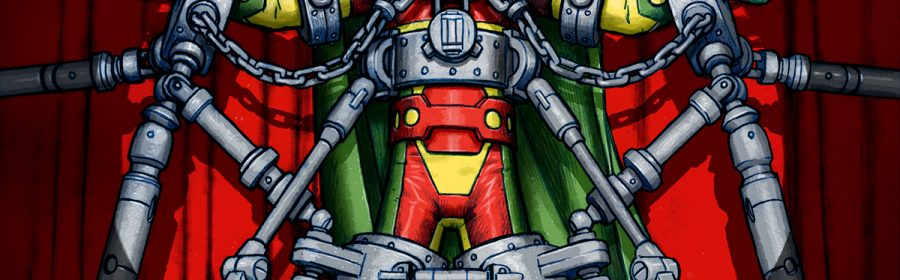Mr. Miracle #1 by Tom King